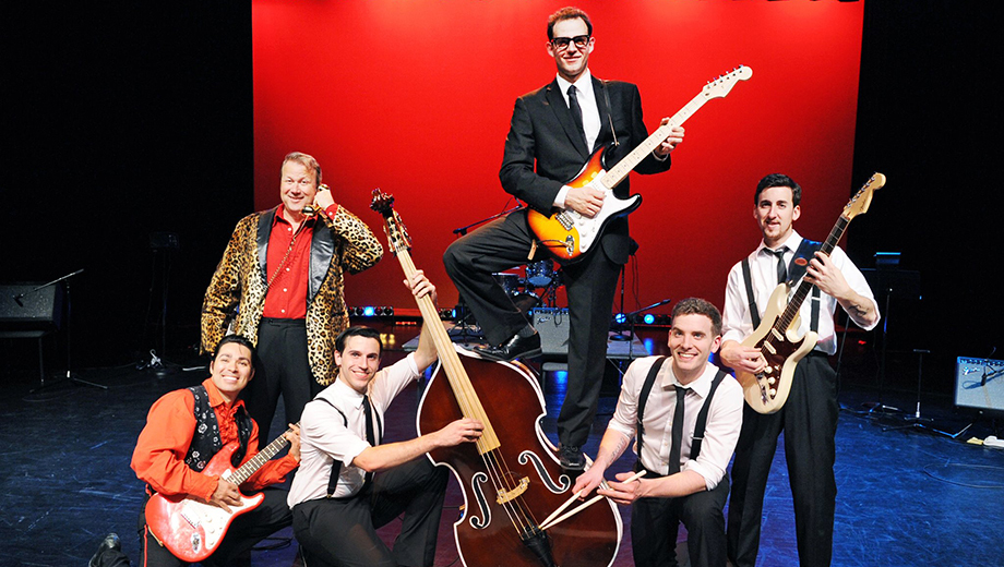 Buddy Holly, Ritchie Valens and The Big Bopper Tribute Concert $10.00 ($20 value)