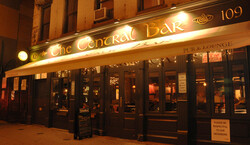 The Central Bar Tickets