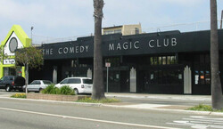 The Comedy & Magic Club Tickets