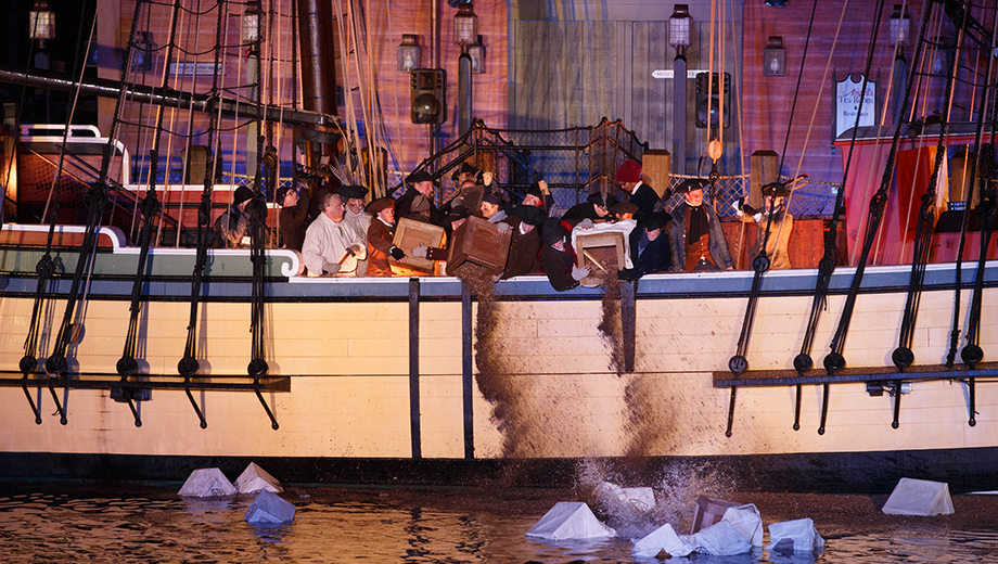 Boston Tea Party Ships & Museum: History Comes Alive $12.50 ($25 value)