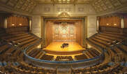 Jordan Hall at New England Conservatory Tickets