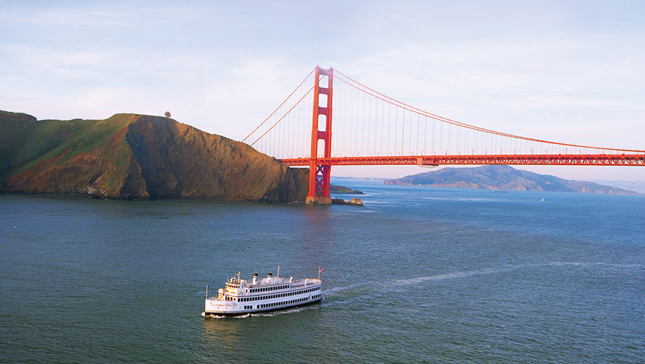 Hornblower's Champagne Brunch Cruise of San Francisco Bay $57.12 ($95.38 value)