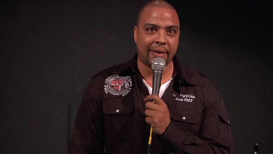 Comedian Ocean Glapion (BET, Comedy Central) and Friends COMP ($20 value)