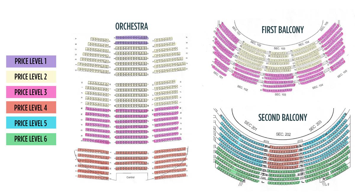 hammerstein ballroom new york tickets schedule seating charts