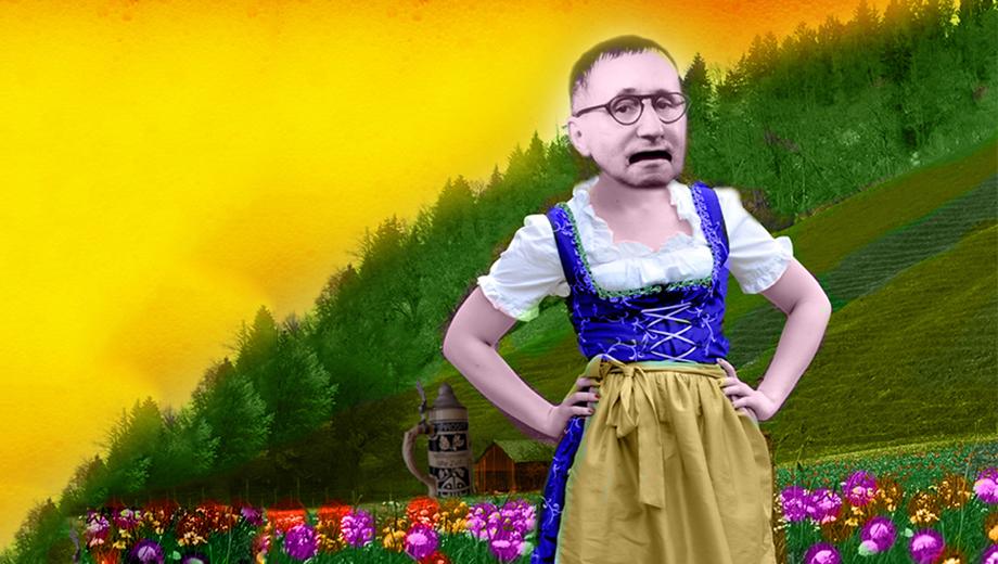 Oktoberfest Meets Brecht in Drinking & Writing Theater's