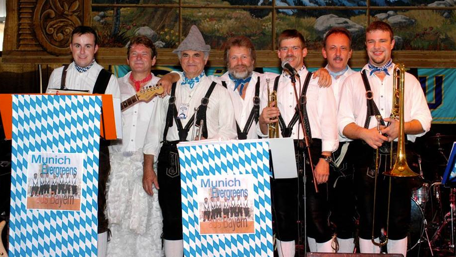 Oktoberfest at Zum Barrel Tavern: German Polka Band Munich Evergreens & Karbach Beer COMP - $9.00 ($15 value)