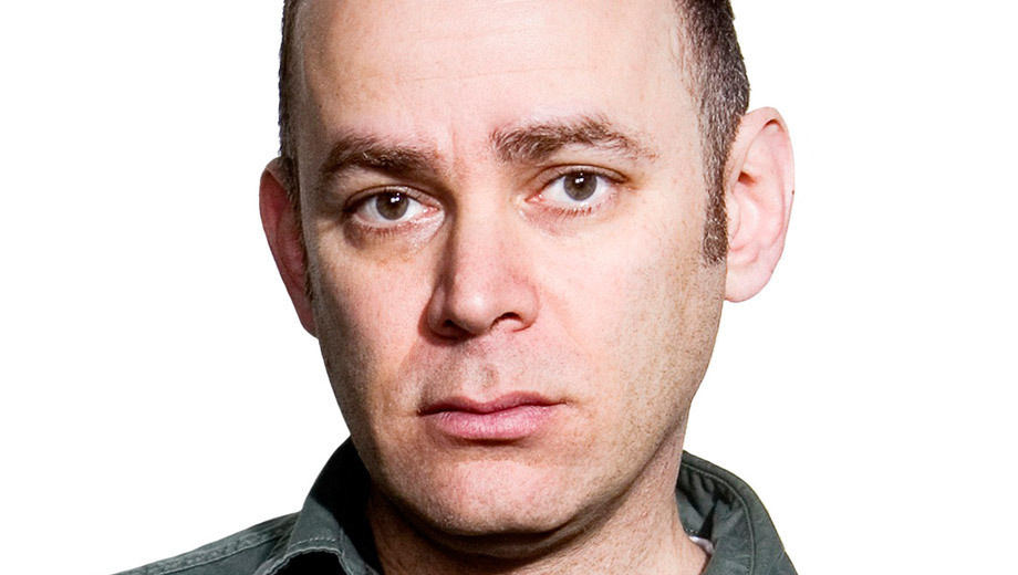 Todd Barry (Conan, Letterman,