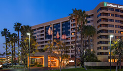 The Embassy Suites Anaheim Orange Tickets