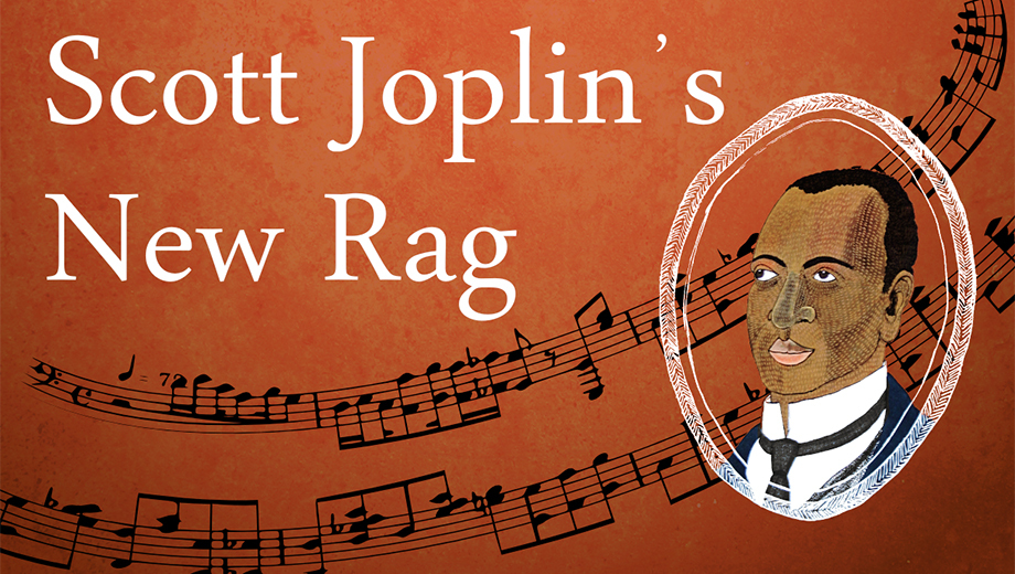 Solo Show on Joplin, the King of Ragtime: Music & More $16.00 ($32 value)