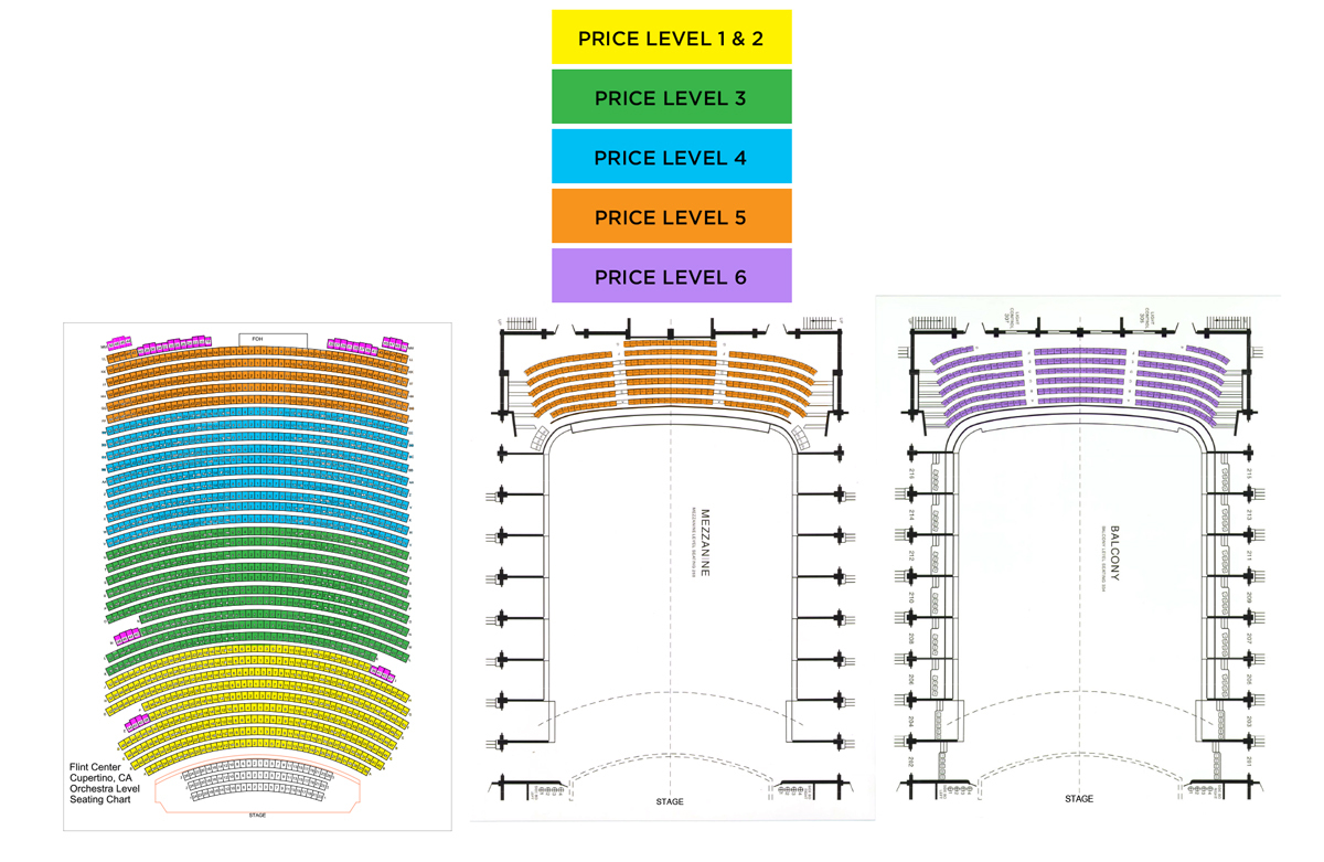 Seating Houston Ballet Ballet Seating Chart