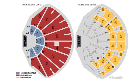 Star plaza theatre chicago tickets schedule seating charts