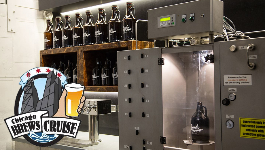 Wednesday Night Beer Tour: Sample Craft Beers and Tour a Local Brewery $20.00 ($40 value)