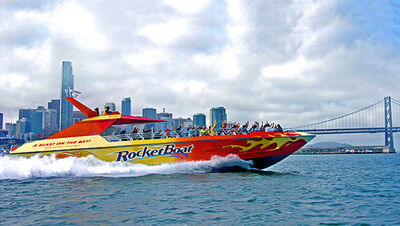 RocketBoat Tickets