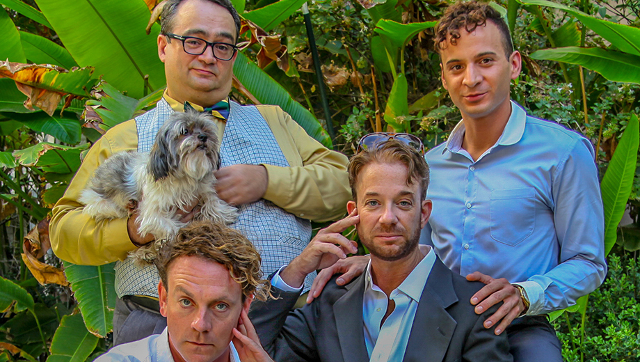 All-Male Cast in Hilarious Comedy Sendup