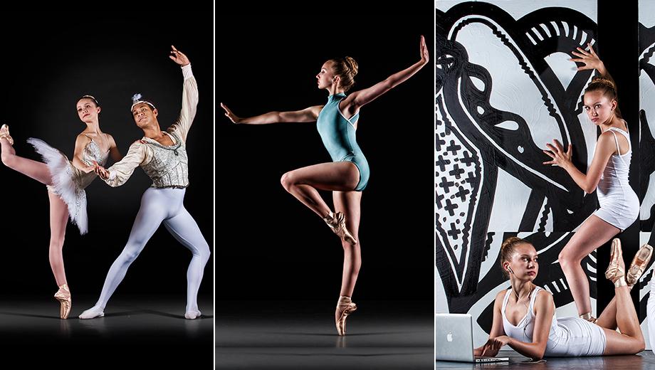 Three Centuries of Dance From Gwinnett Ballet in