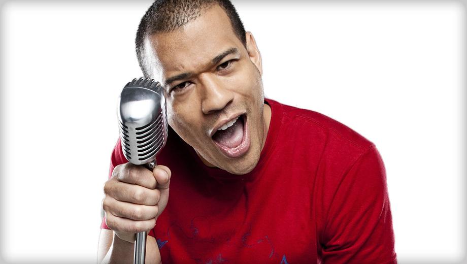 Comedian Michael Yo (