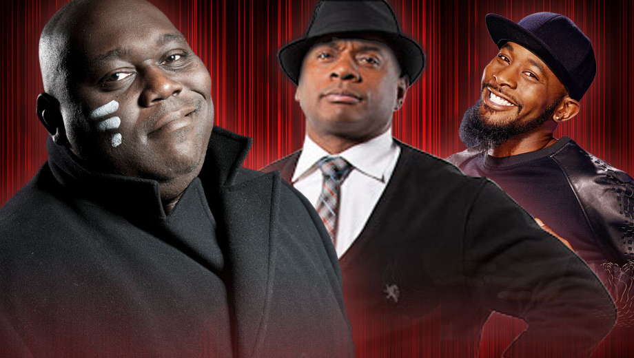 Comedian Faizon Love With Tony Roberts & Karlous Miller $15.00 ($30 value)