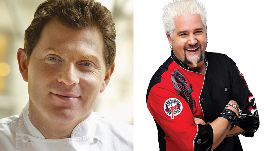 Food Titans Bobby Flay & Guy Fieri Headline MetroCooking DC $15.00 - $35.00 ($24.5 value)