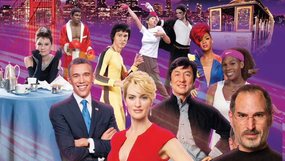 Madame Tussauds: Legendary Attraction Brings the Stars in Wax to SF $10.00 - $13.00 ($20 value)