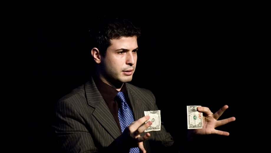 World-Class Magicians Astound at