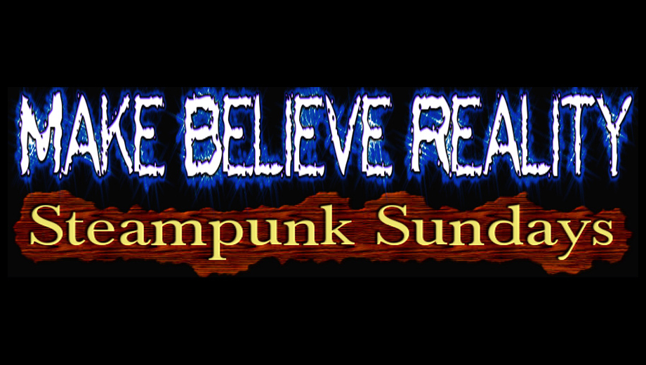 Steampunk Sundays: Improv Storytelling & Magic $15.00 ($30 value)