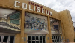 Freeman Coliseum Tickets