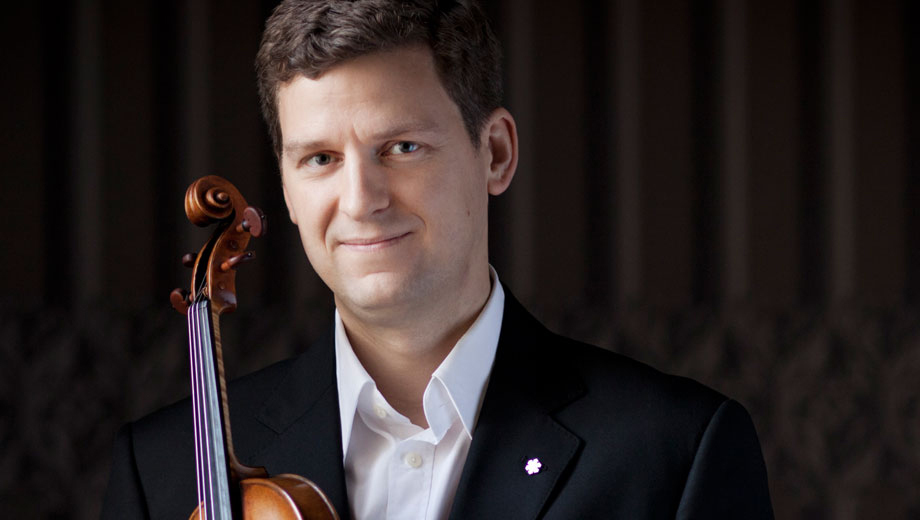 Violinist James Ehnes & The BSO: Rachmaninoff & More $14.00 - $16.00 ($29 value)