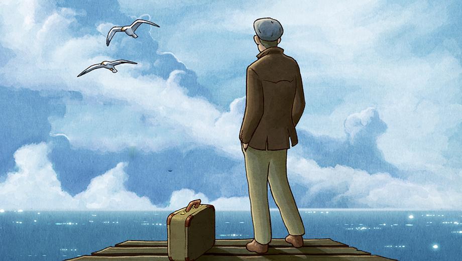 An Irishman Leaves His Widowed Father Behind in Drama