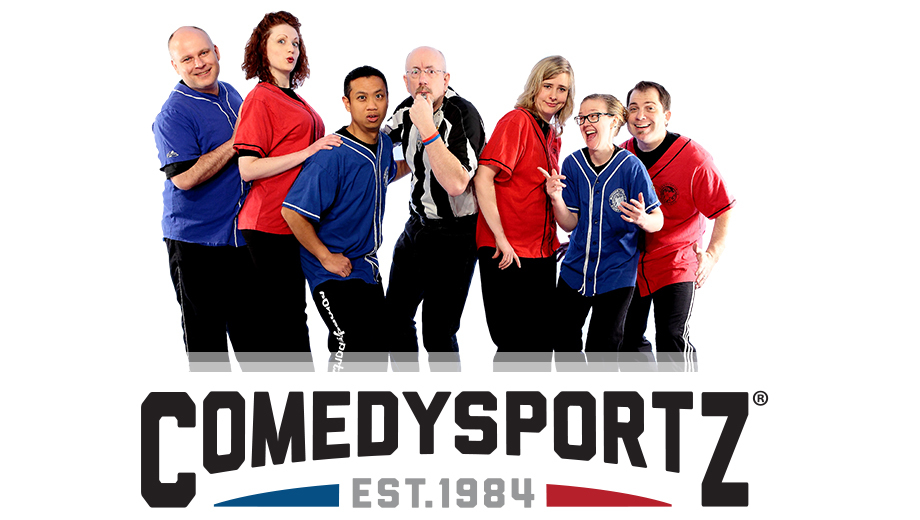 ComedySportz: Fast and Funny Improv Comedy Competition COMP - $7.50 ($15 value)