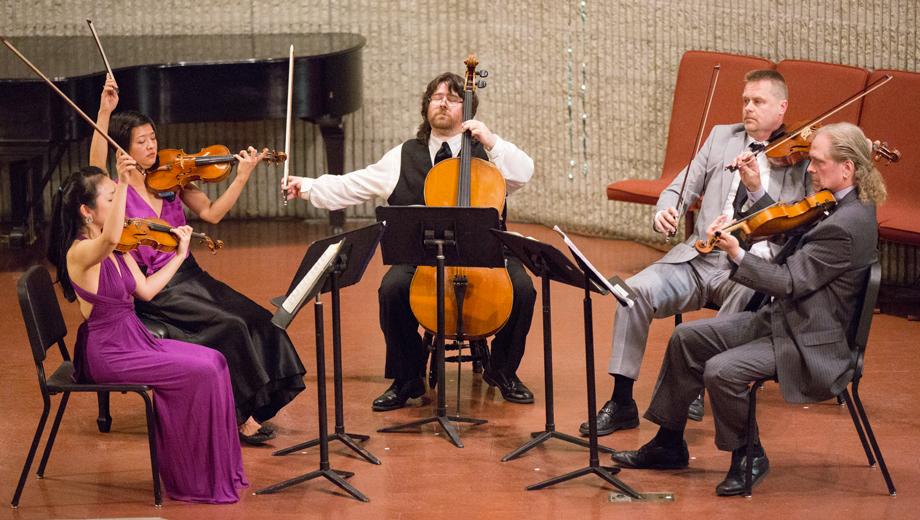 Chameleon Arts Ensemble: Vaughan Williams, Adams & More $12.50 - $22.50 ($25 value)