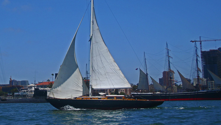 Midday San Diego Harbor Sailing Adventure $37.50 ($75 value)