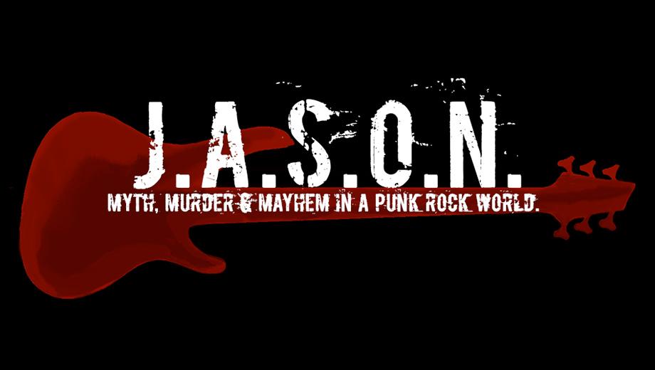 Punk Rock Mayhem Collides With Greek Myth in