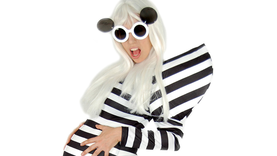 Comedian Athena Reich Stars as Pregnant Lady Gaga in