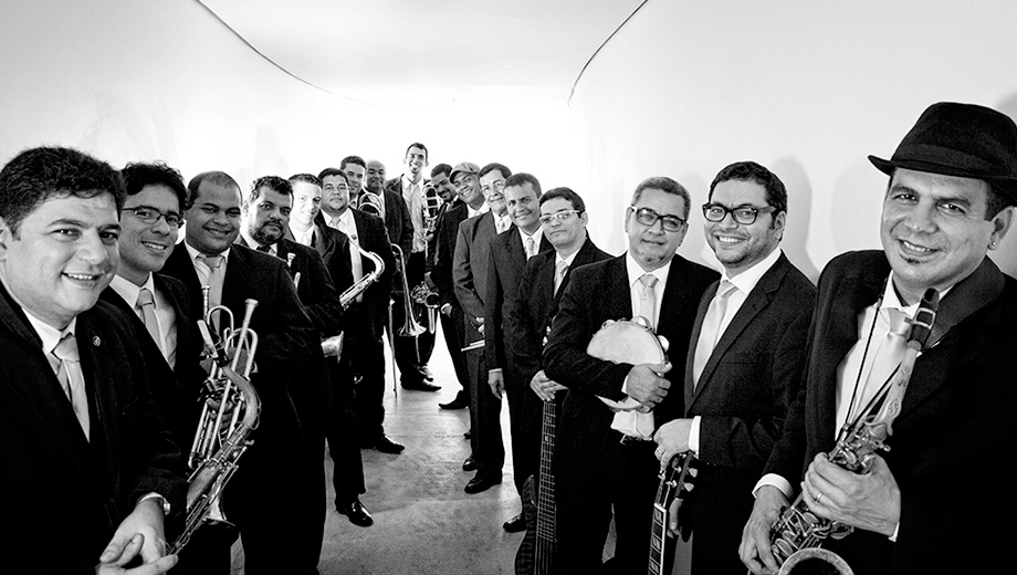 Brazil's SpokFrevo Orquestra Make Their Jazz at Lincoln Center Debut $15.00 - $37.50 ($45 value)