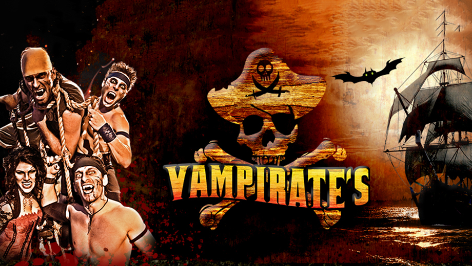 VamPirate's Dinner Adventure With Halloween Costume Contest $20.00 - $30.00 ($36.95 value)