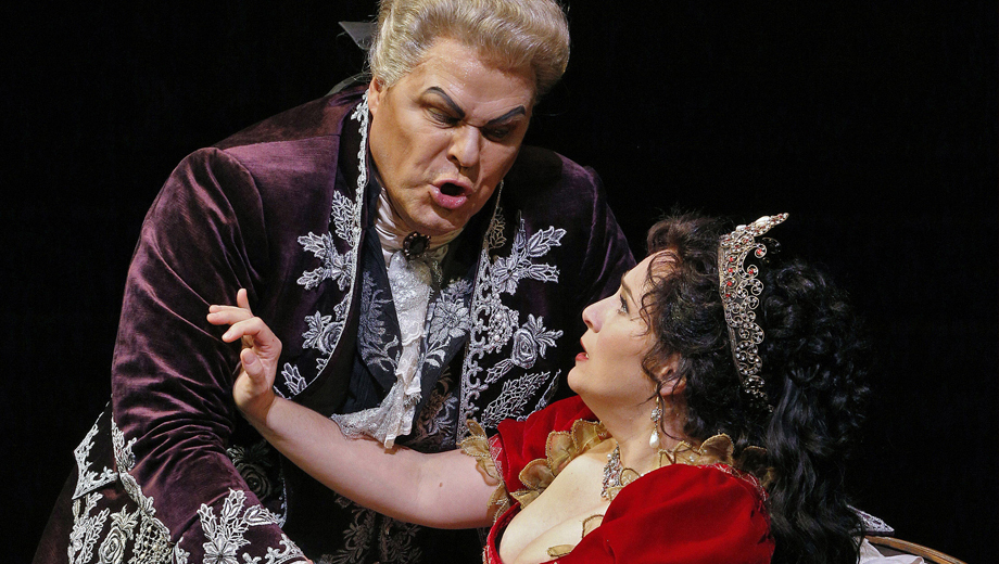 San Francisco Opera 3-Show Packages: