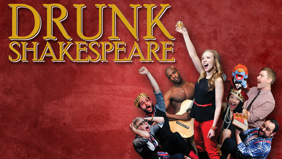 """Drunk Shakespeare"": Acting Under the Influence"