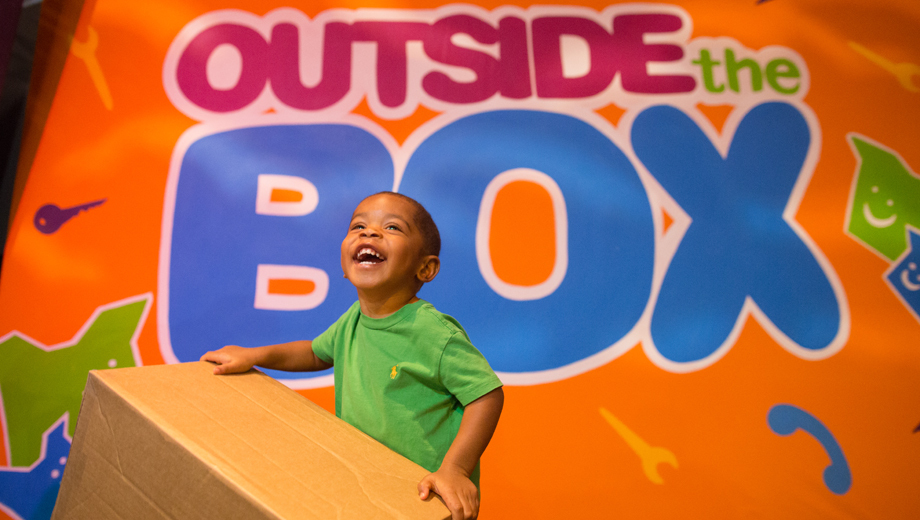 Dream, Design & Build at Children's Museum of Atlanta $8.25 ($13.77 value)