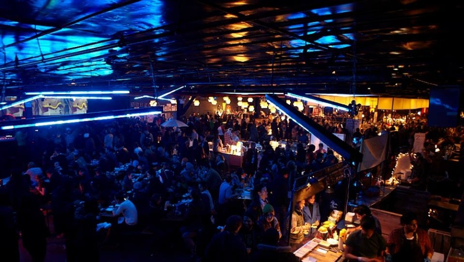 Brooklyn Night Bazaar: The Coolest Local Food, Art, Music & More $28.00 ($40 value)