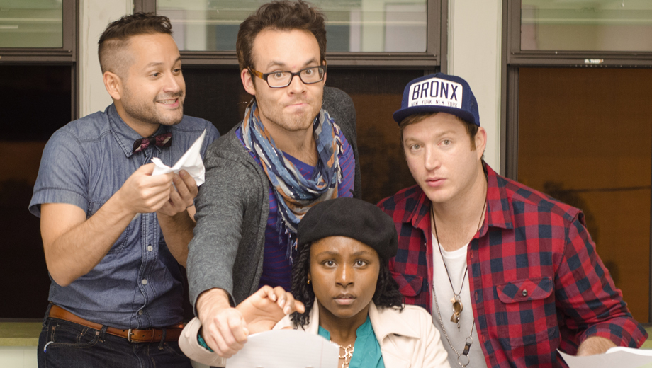 A Playwright Has a Big Secret in Award-Winning Comedy-Drama