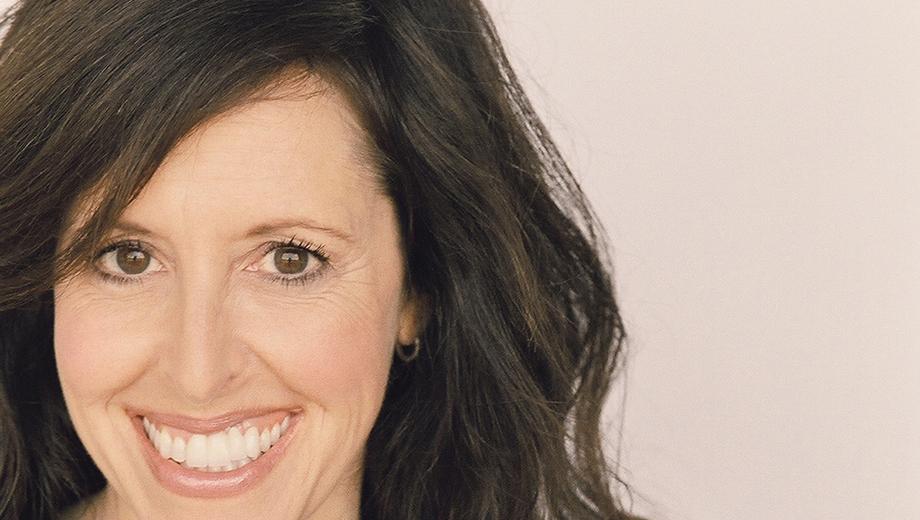 Comedian Wendy Liebman (