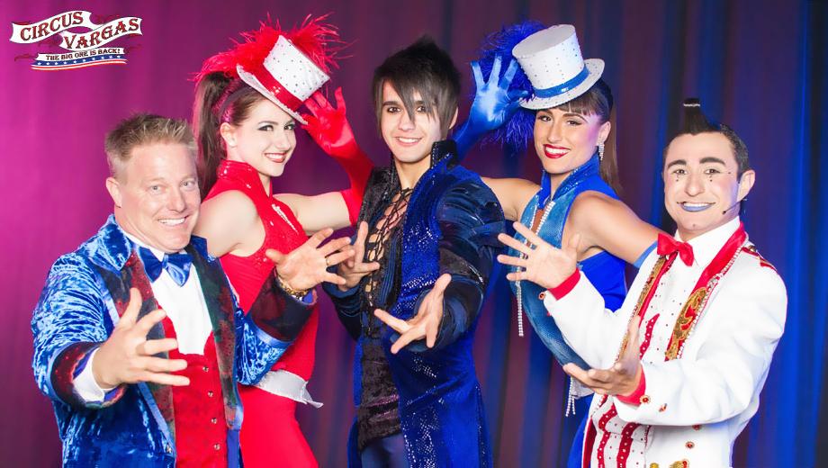 Circus Vargas'