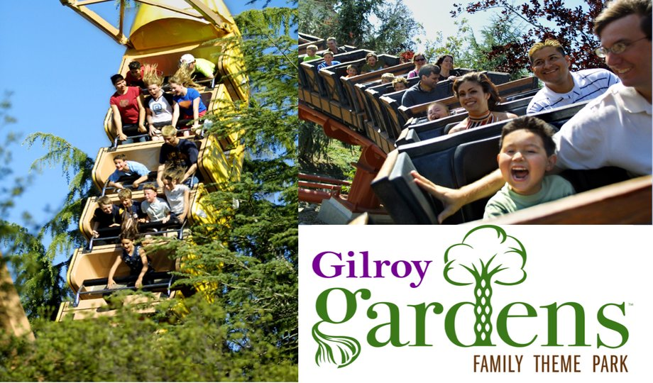 Wonderful Gilroy Gardens Family Theme Park Great Ideas