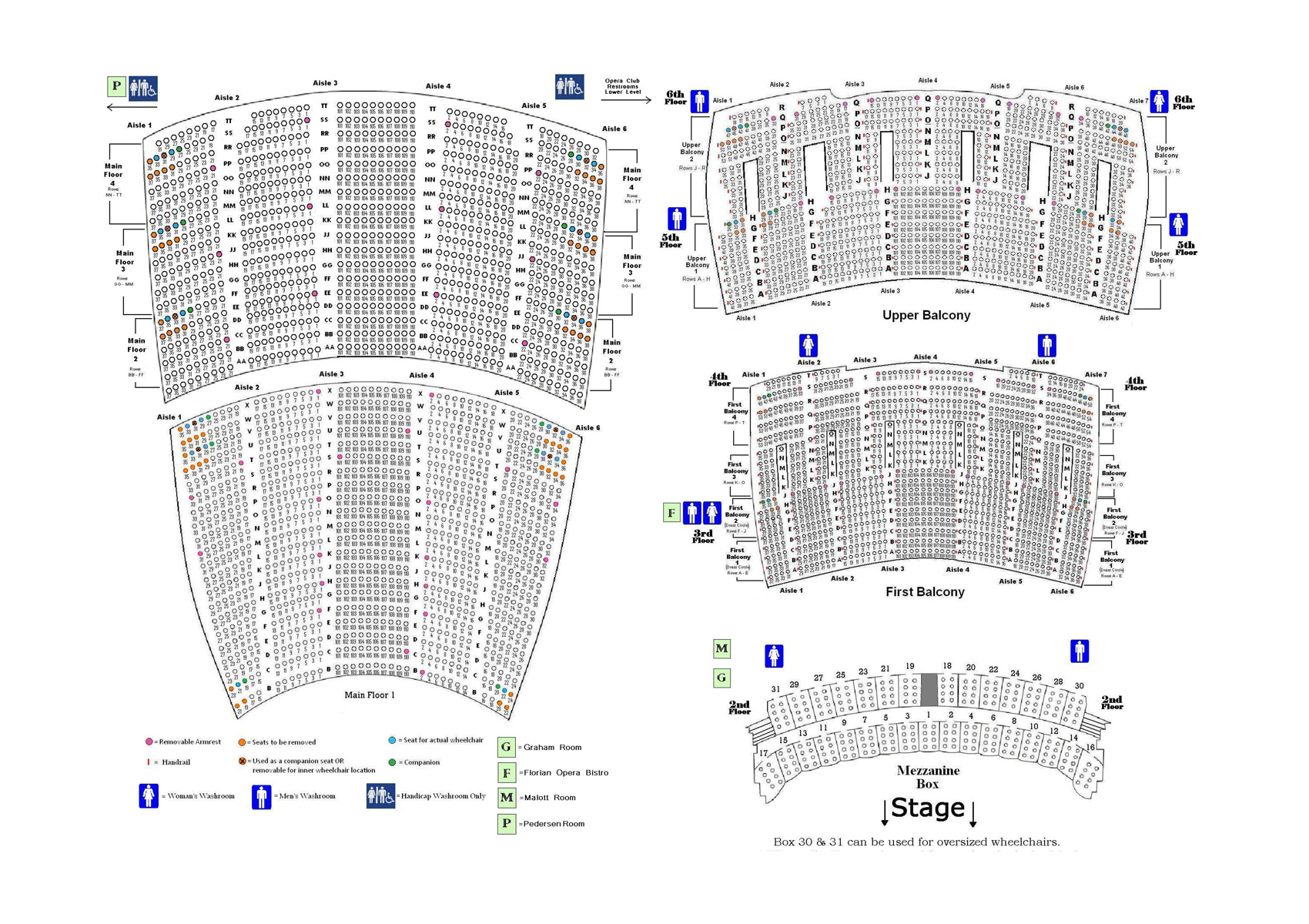 Lyric opera house chicago tickets schedule seating charts goldstar