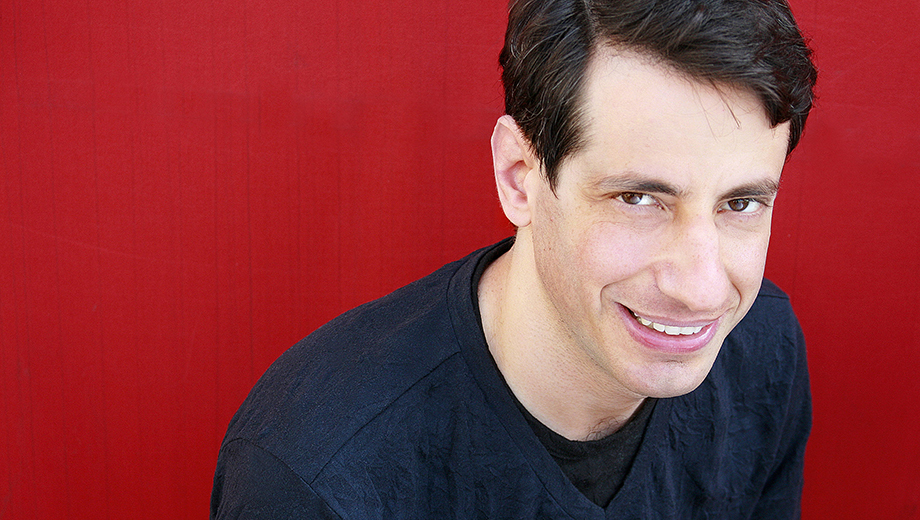 Comedian Dan Naturman (