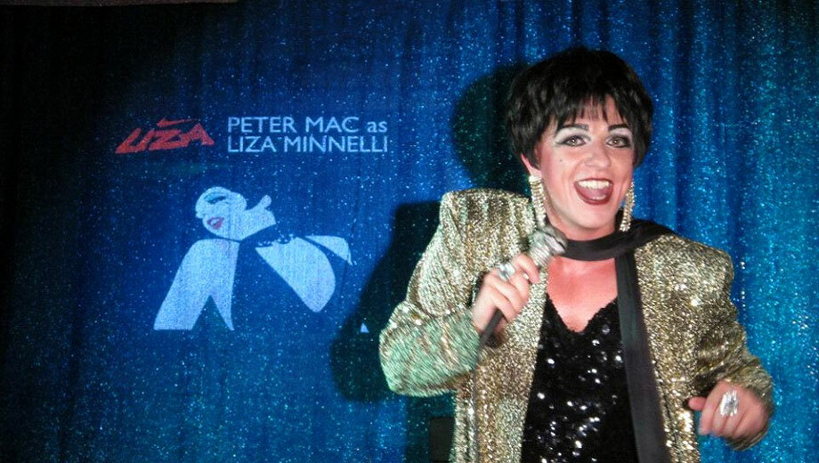 Liza Minnelli Tribute by Peter Mac COMP - $15.00 ($25 value)