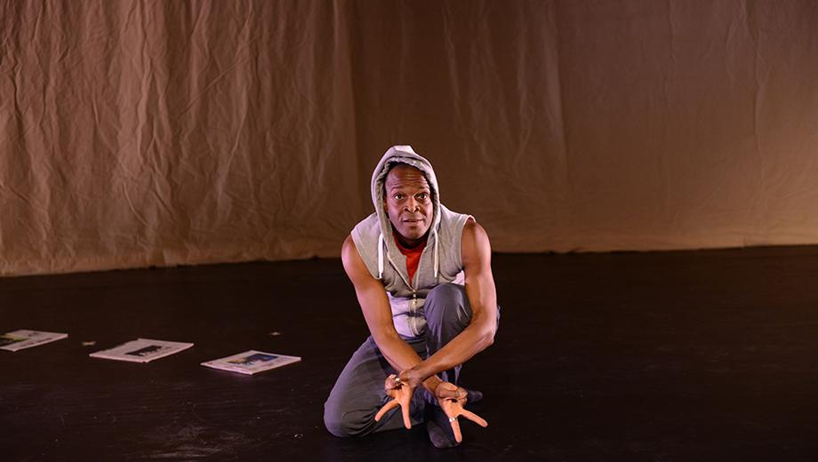 VTDance's Multimedia, Multi-Dimensional Dance Work