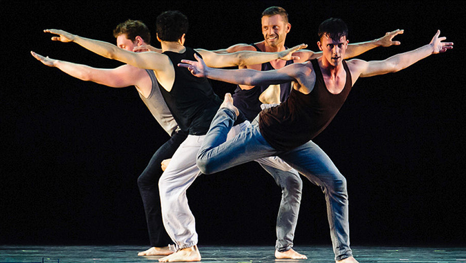 NYC's ZviDance Marries Tradition With Contemporary Dance in