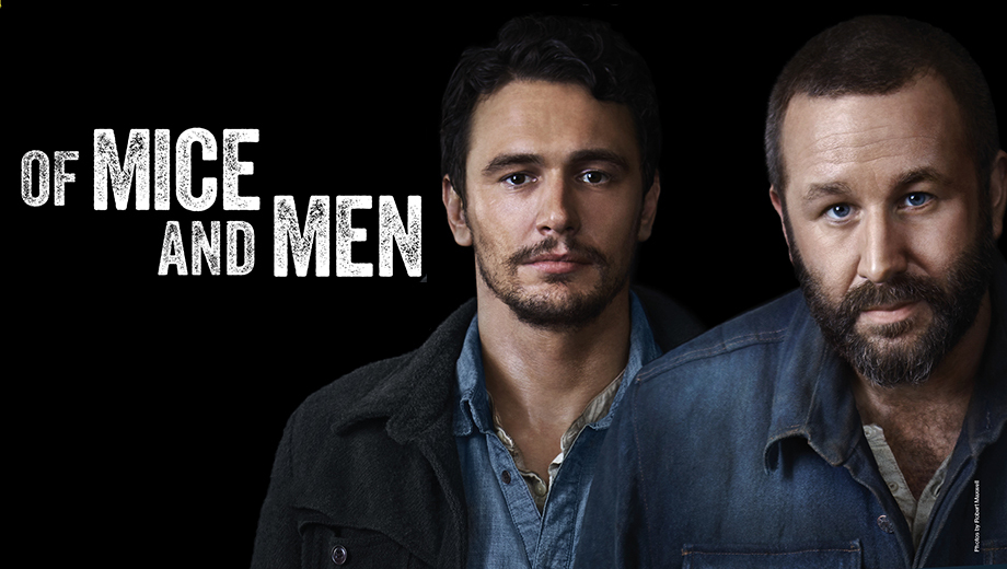 James Franco & Chris O'Dowd in