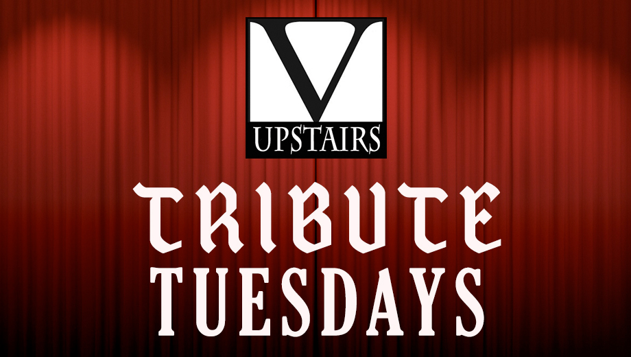 Tribute Band Tuesdays Upstairs at Vitello's $7.50 ($15 value)